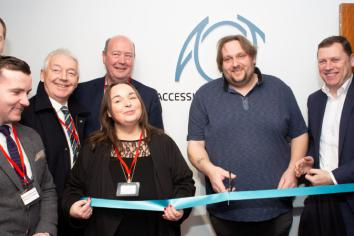 Accessible Counselling Tullamore officially opens its new service
