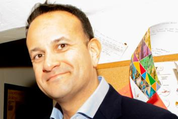 If F.F. capture three seats in Laois/ Offaly they'll be back in Government predicts Varadkar